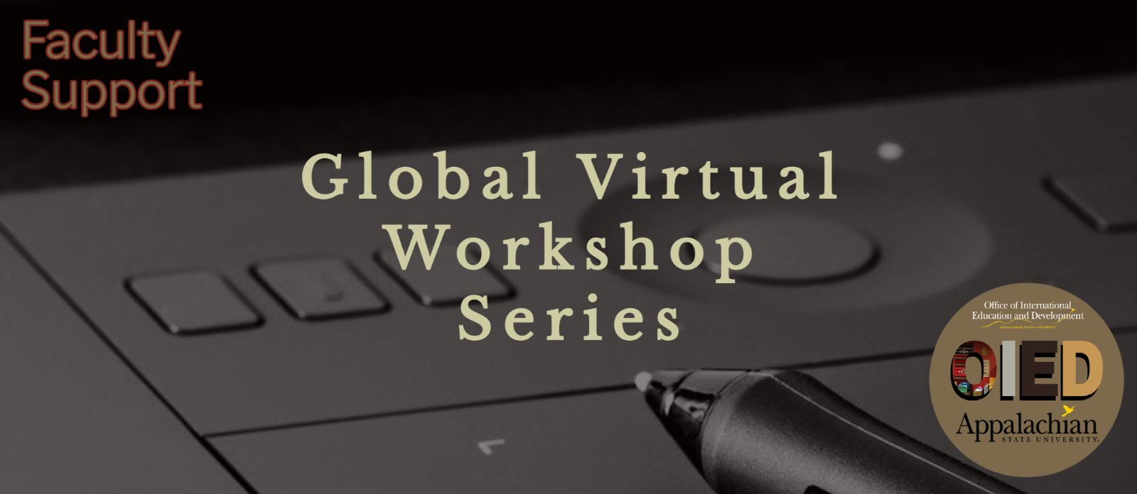 Global Virtual Workshop Series