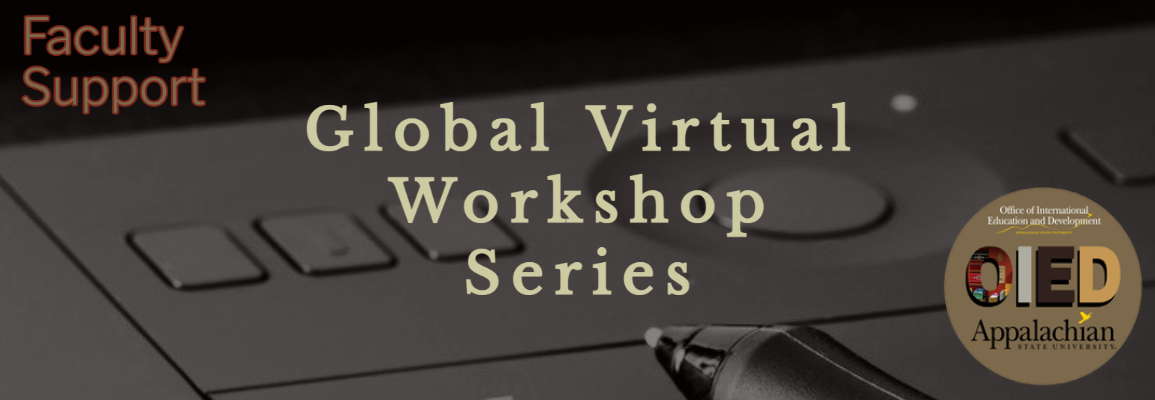 2021 Global Virtual Workshop Series