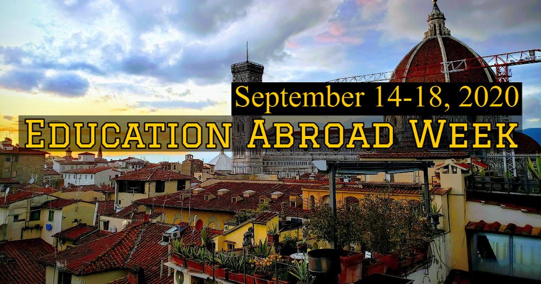 Education Abroad Week