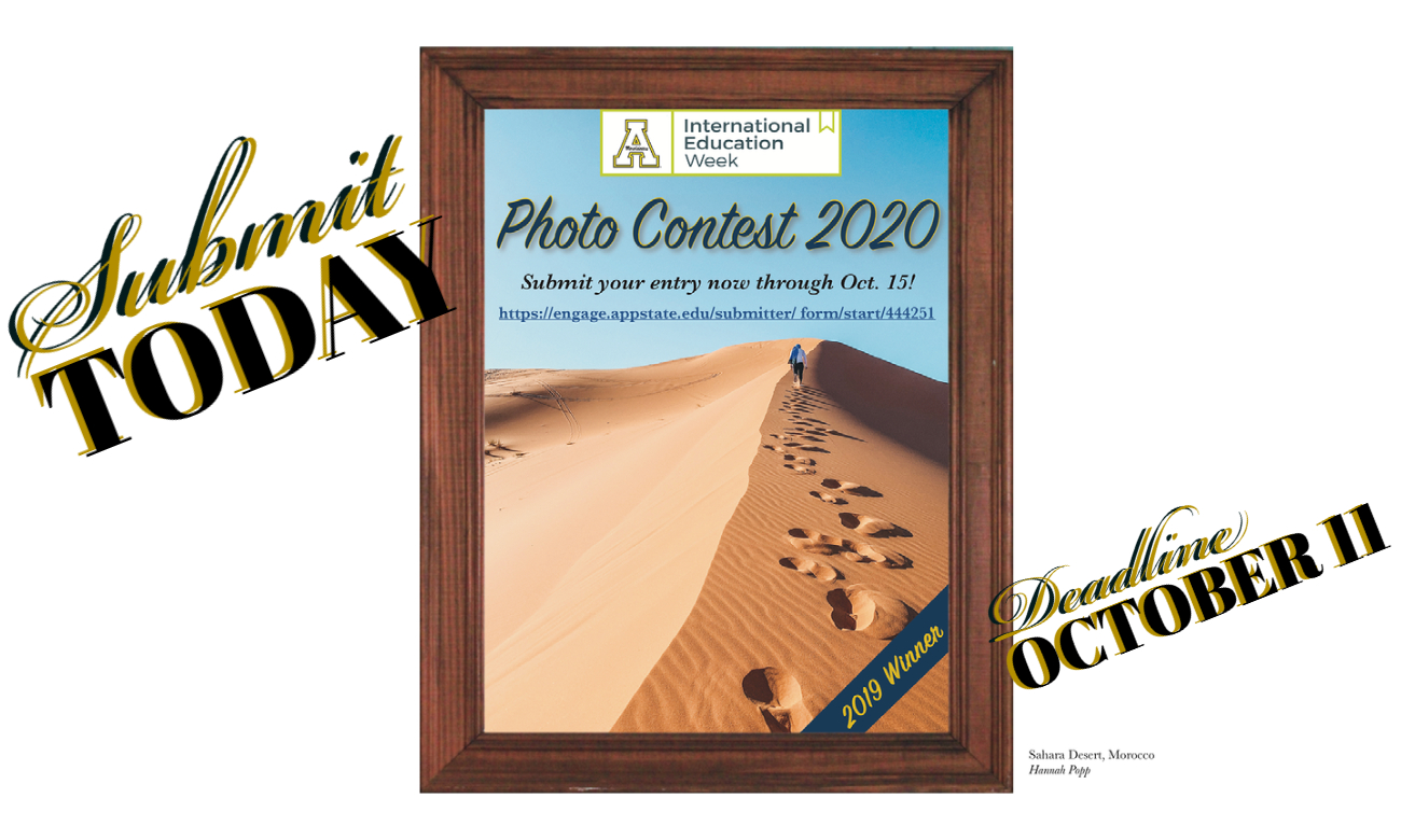 Photo Contest on ENGAGE