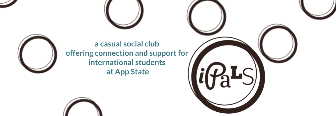 iPals - a casual social club offering connection and support for international students at App State