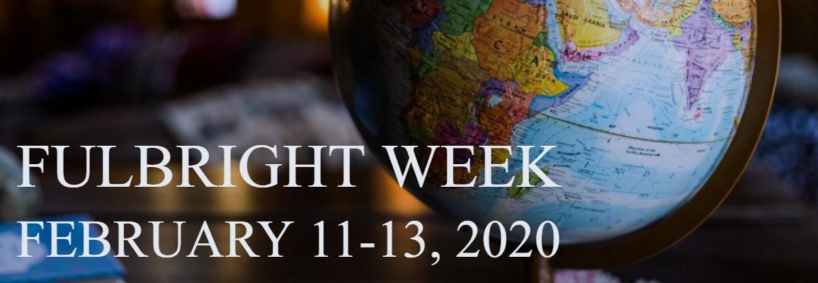 Fulbright Week
