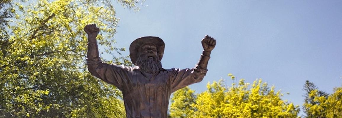 Statue of Yosef