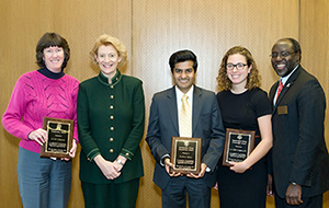 Global Leadership Award Winners 2014