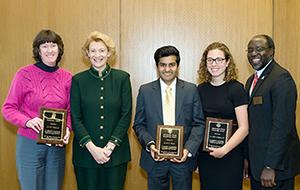 Global Leadership Award Winners
