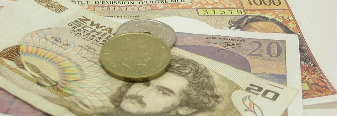 Money from International Destinations
