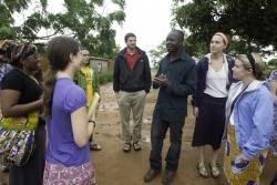 View larger image William Kamkwamba, author of