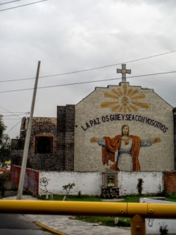 Downtown Puebla, Mexico (June 2015)