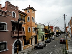 Downtown Puebla, Mexico (June 2015)