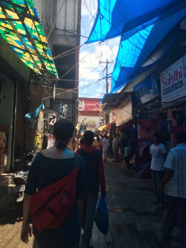 Market in India