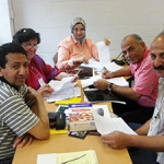Egyptian educators in Comprehensive School Reform Models program