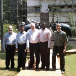 Bringing Offshore Outsourcing Management to the Carolinas (BOOM-Carolinas) project participants